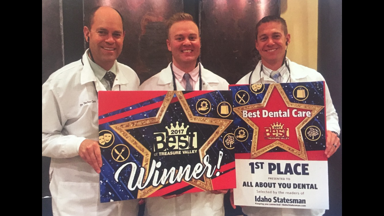All About You Dental Voted #1 Again!