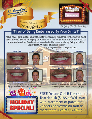 All About You Dental Newsletter