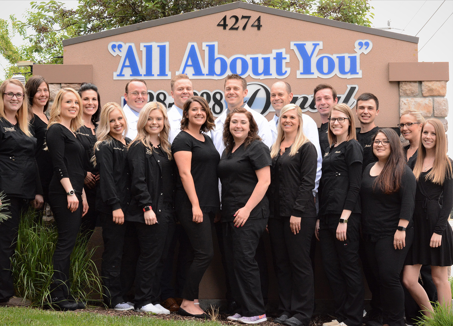 All About You Dental Staff